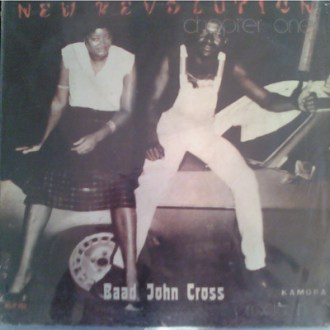 Baad John Cross – New Revolution - Chapter One album lp