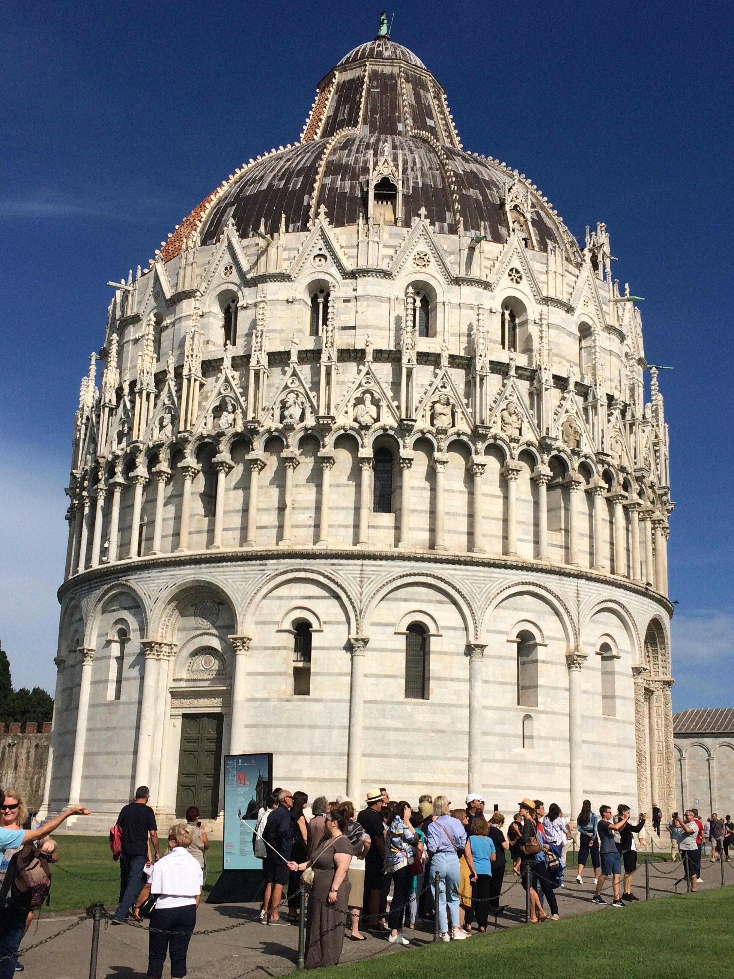 Pisa Baptisty
