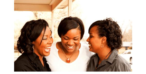Empowered Black women