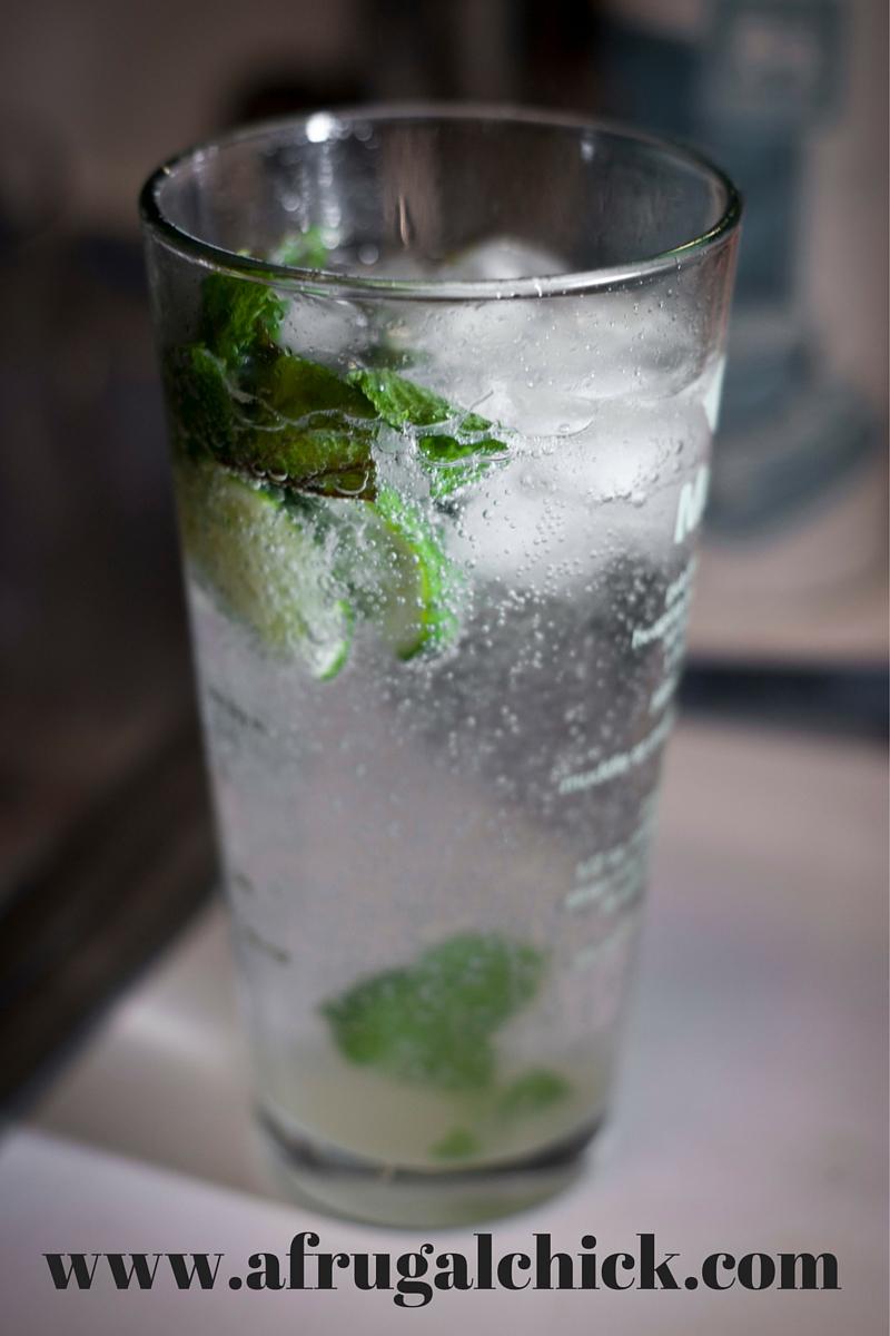 Non Alcoholic Mojito Recipe Clean Mint N Cucumber