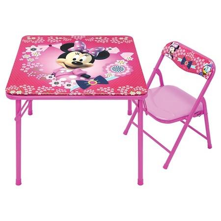 Target 999 Disney Minnie Junior Table Amp Chair Set 25