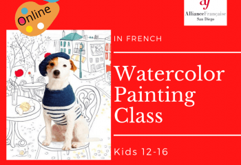 Watercolor Painting Class-2