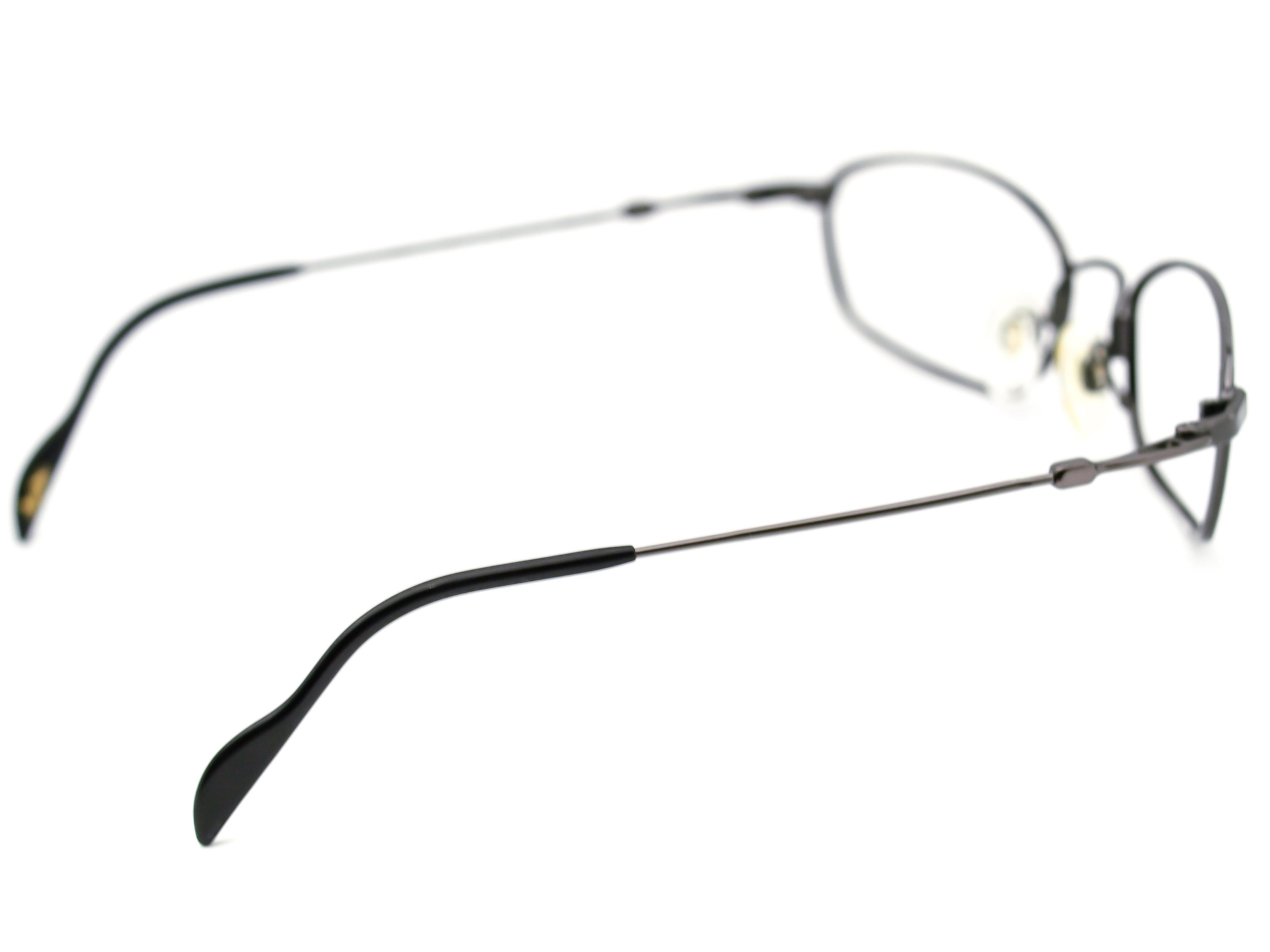 Maui Jim Sunglasses Frame Only Mj 302 02 Flexon Gunmetal