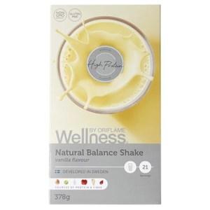 Natural Balance Shake vanilla flavour