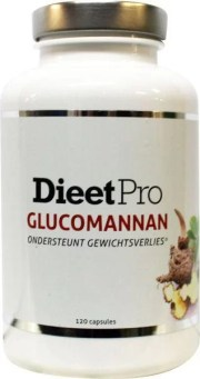 Glucomannan Dieetpil