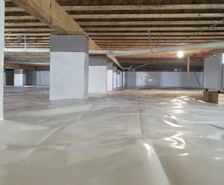 Selecting the Right Crawl Space Moisture Control System