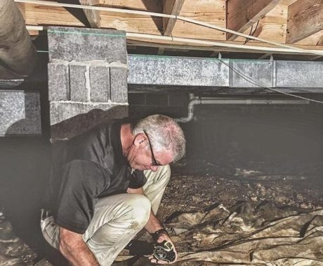 Protect your crawlspace this summer.