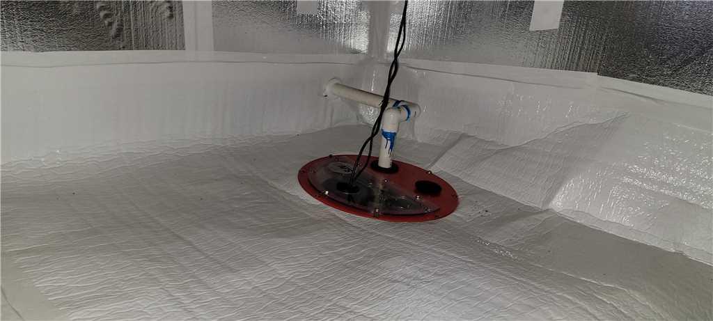 after waterproof encapsulation