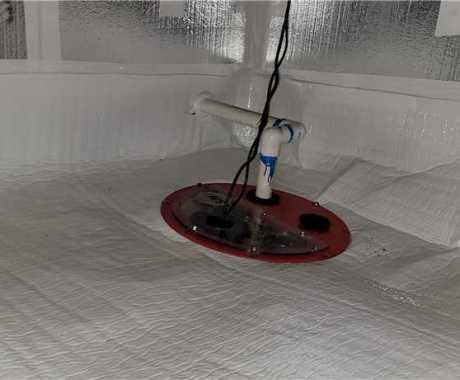 Crawl Space Encapsulation in Huntsville, AL