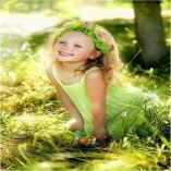 Kinderlijke vreugde