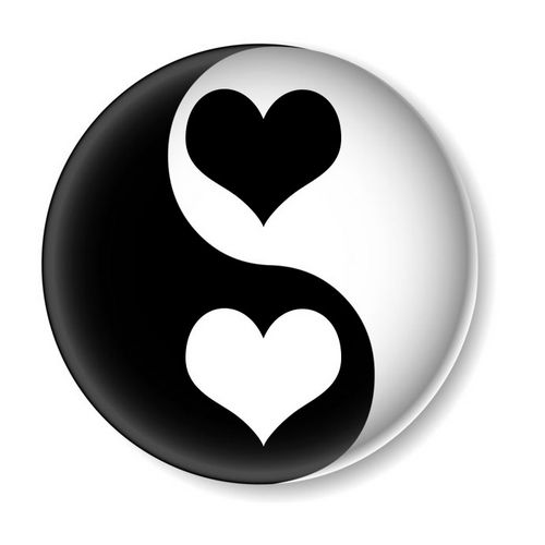 yin yang liefde omarm de dualiteit en krijg fijnere ervaringen. Black Bedroom Furniture Sets. Home Design Ideas