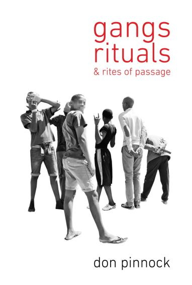 Front cover image of the book Gangs Rituals and Rites of Passage