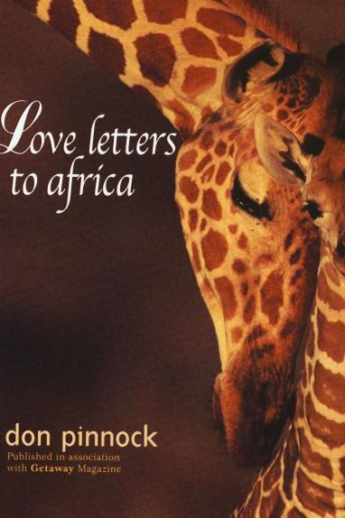 Front cover image of the book Love Letters to Africa