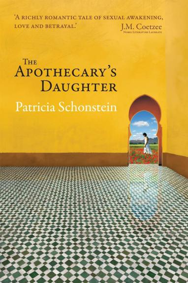 Front cover image of the novel, The Apothecary's Daughter