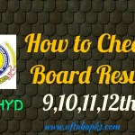 Check HYD Board Result Thumbnail