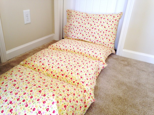 Kids Pillow Bed