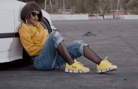 A first from South African sneaker brand, Bathu