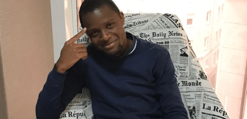 Meet Themba Msimango, a Stoic philosopher with a forward-thinking mindset