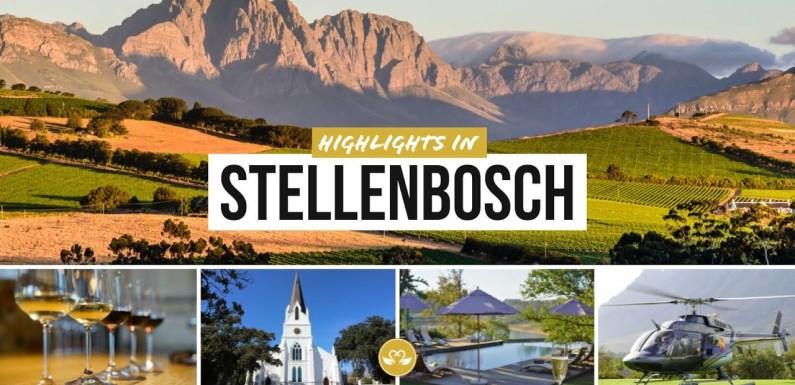 Stellenbosch awarded global stamp of approval for safety protocols