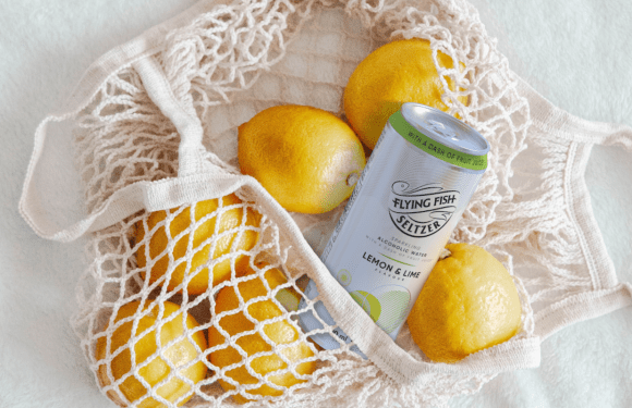 5 ways the alcohol industry is changing, including the introduction of sparkling alcoholic water from Flying Fish