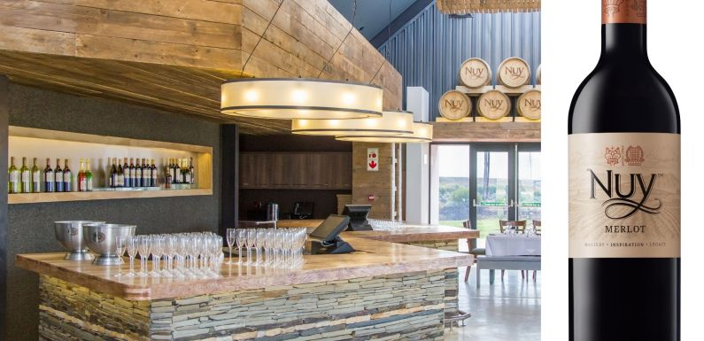 Nuy Winery launches first merlot since its inception