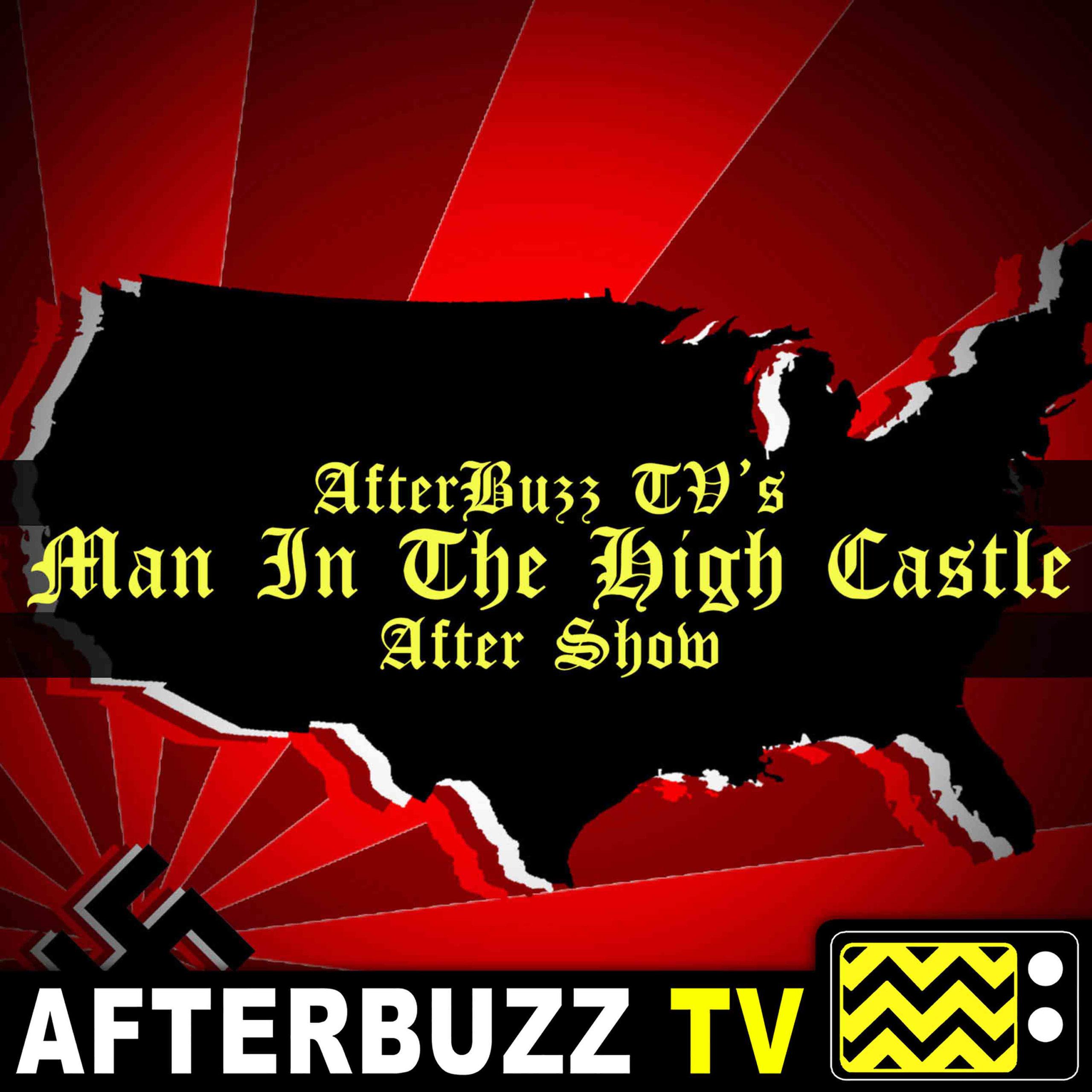 "Joel de la Fuente Talks ""Fire From the Gods"" Season 4 Episode 10 'The Man In The High Castle' Review & Recap"