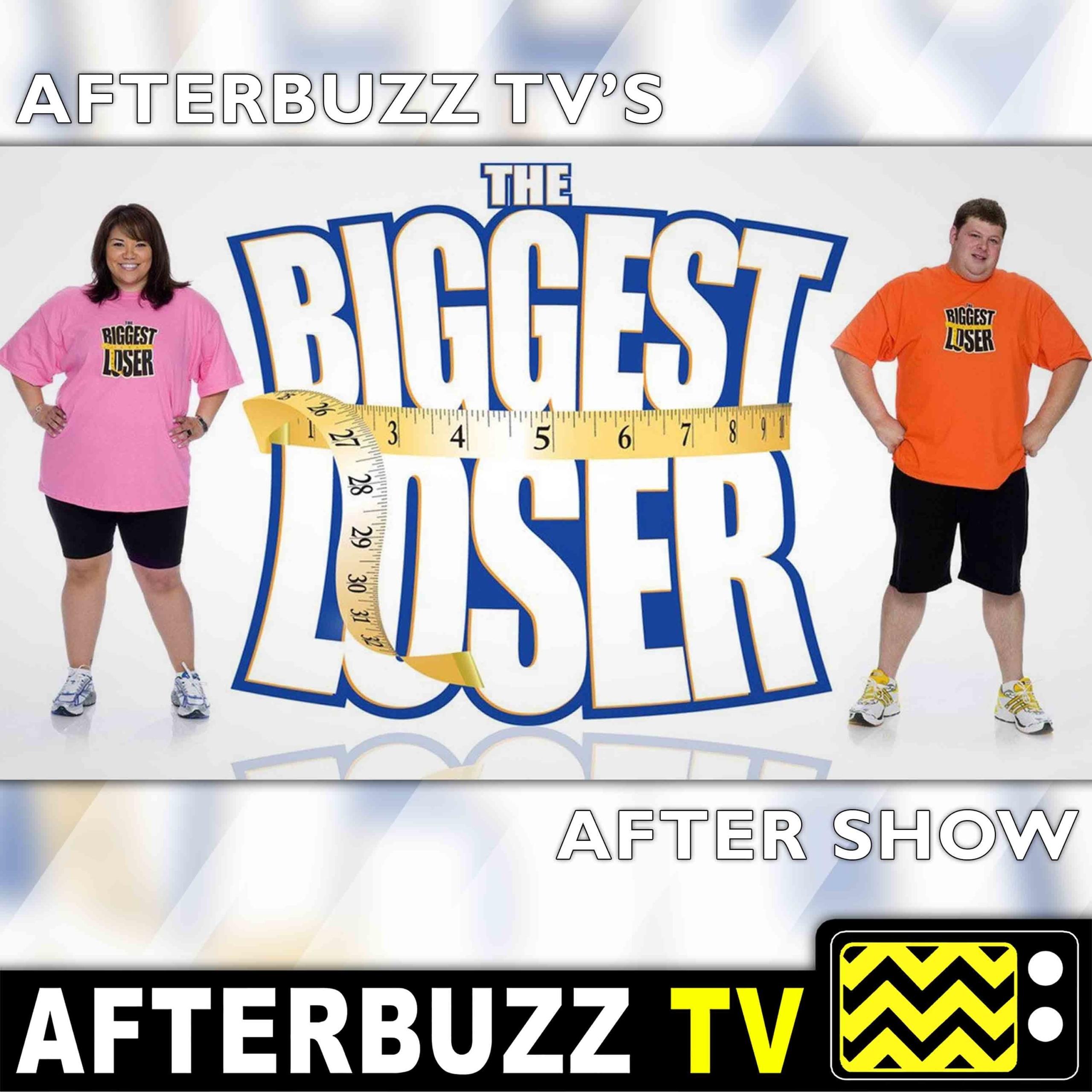 The Biggest Loser S:17 | Alexander DelaCruz Guests on Live Finale E:8 | AfterBuzz TV AfterShow