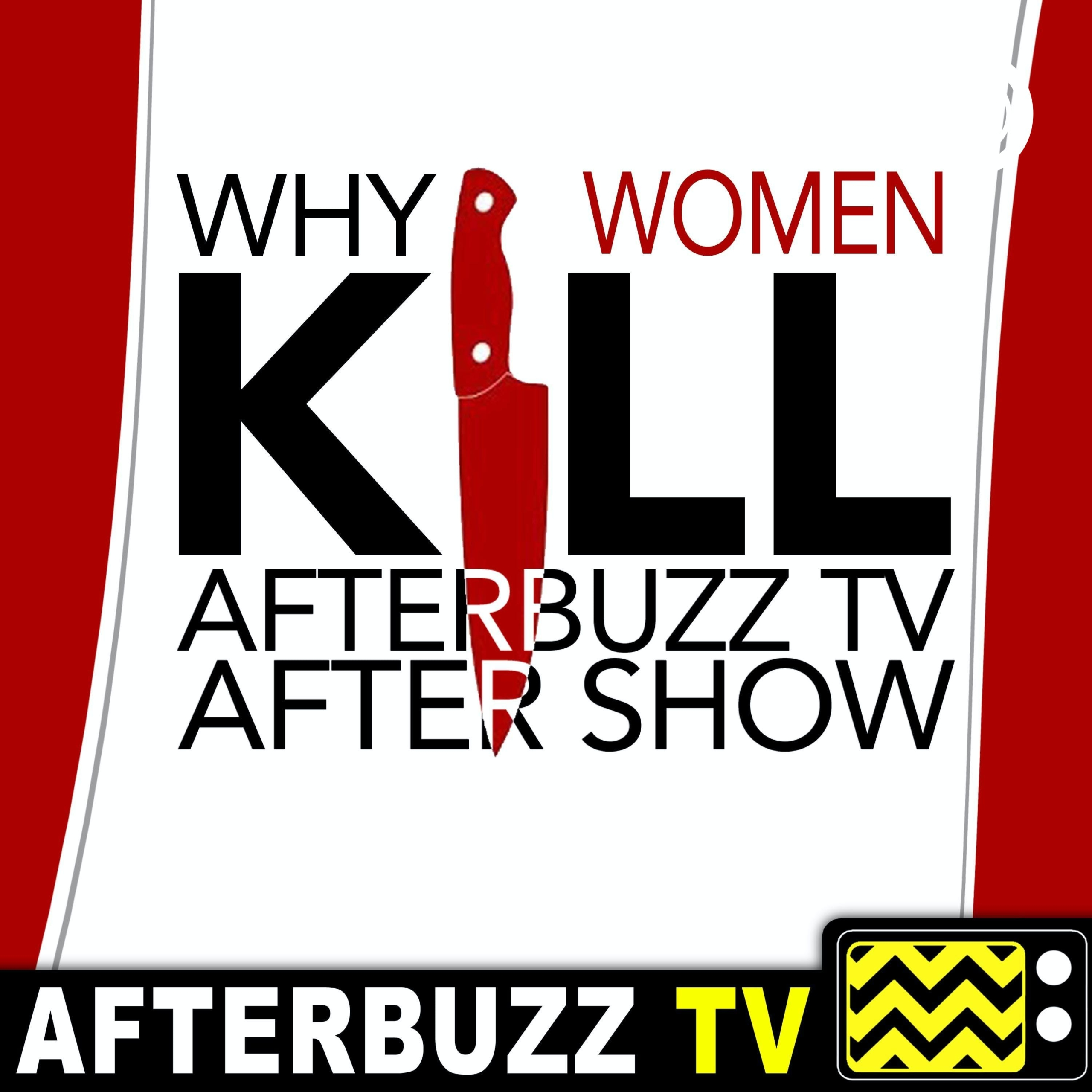 """David Banks Guests on """"There's No Crying in Murder"""" Season 1 Episode 5 'Why Women Kill' Review"""