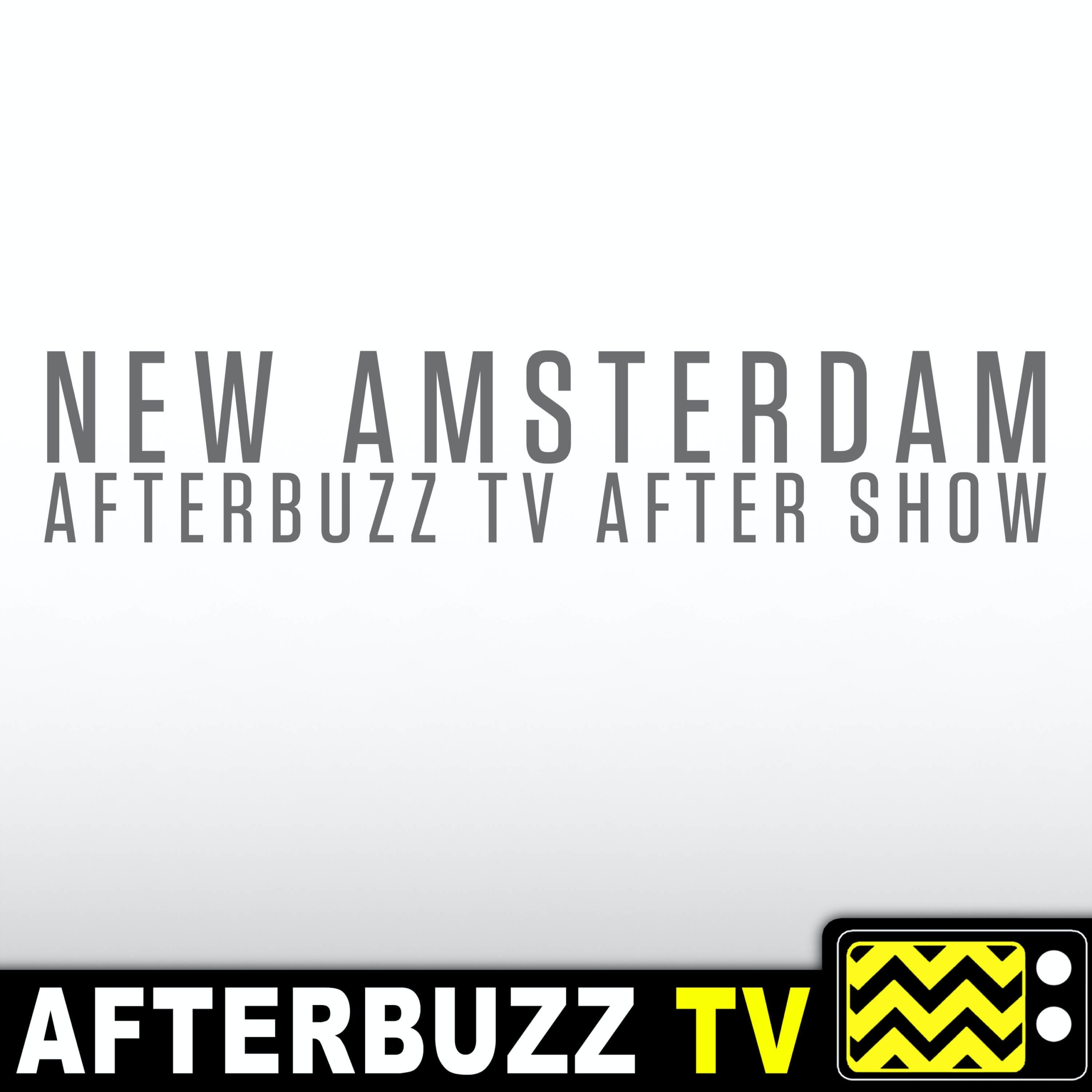 Jocko Sims in Studio to Talk New Amsterdam!
