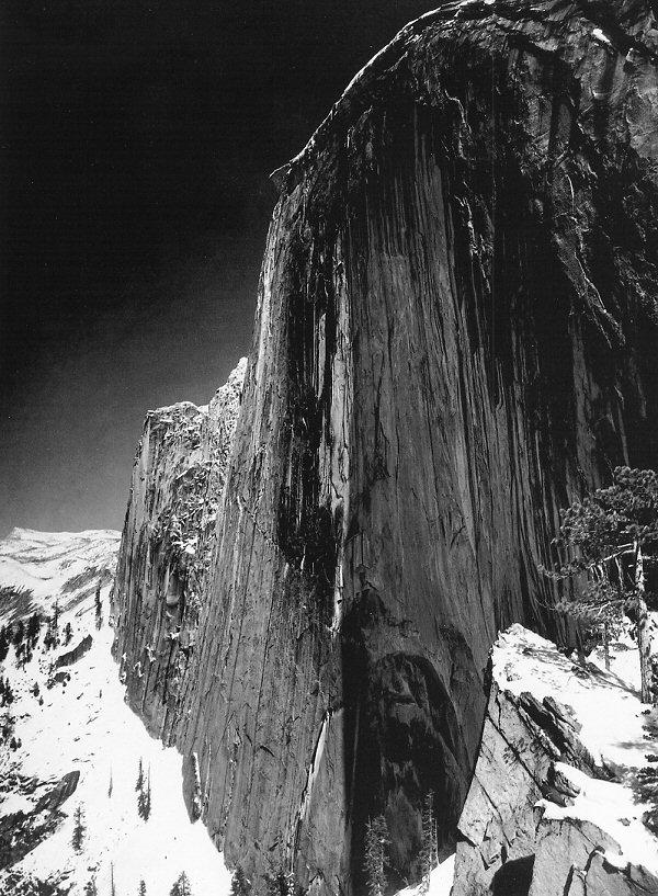 Monolith, Face of Half Dome
