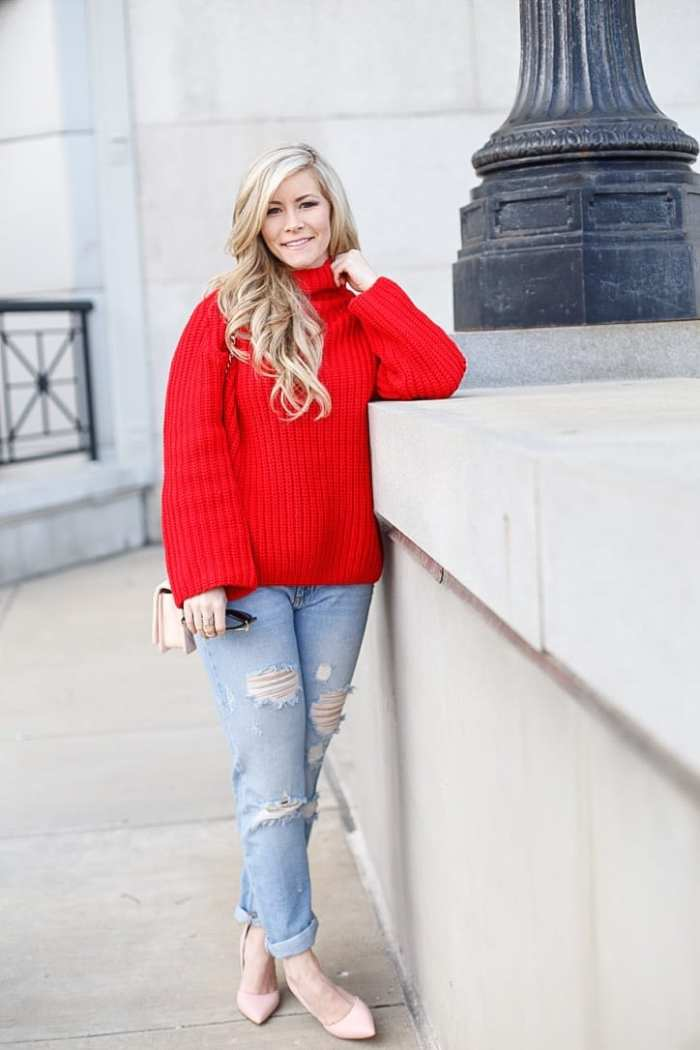 Valentine-Day-Holiday-Look-Cozy-Missguided-Sweater-Free-People-Fashion (7 of 9)