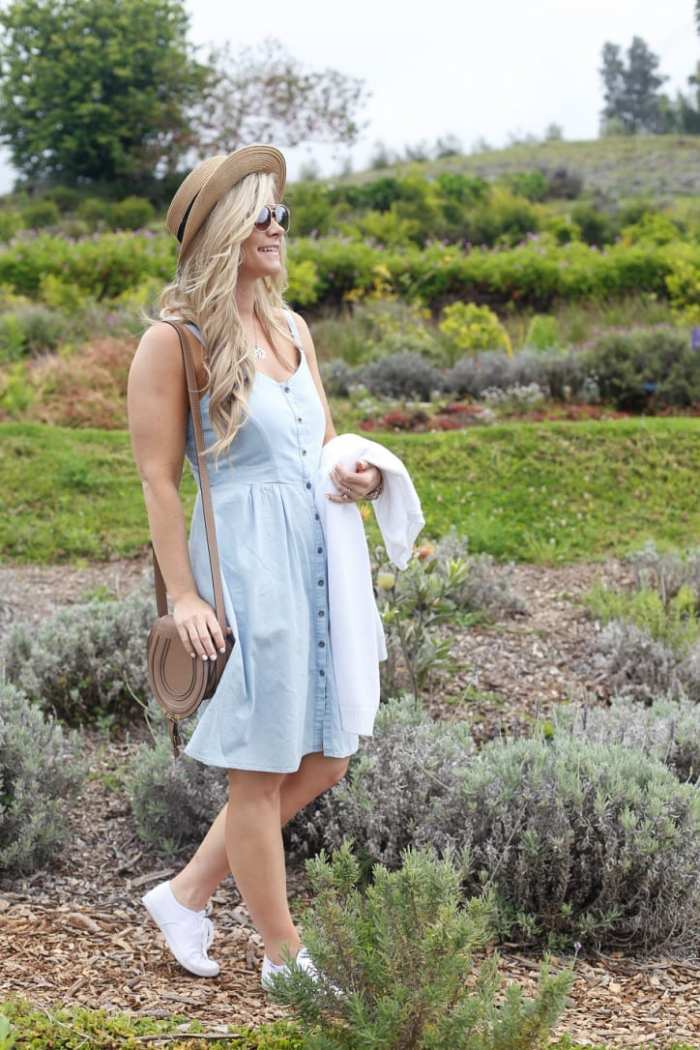 lavender-Maui-Vacation-Travel-Hawaii-Jord Watches-Chambray Dress-Old Navy-Chloe Bag-7