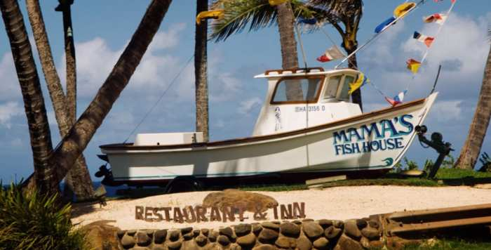 Mamas Fish House-top 10 activities in maui-1