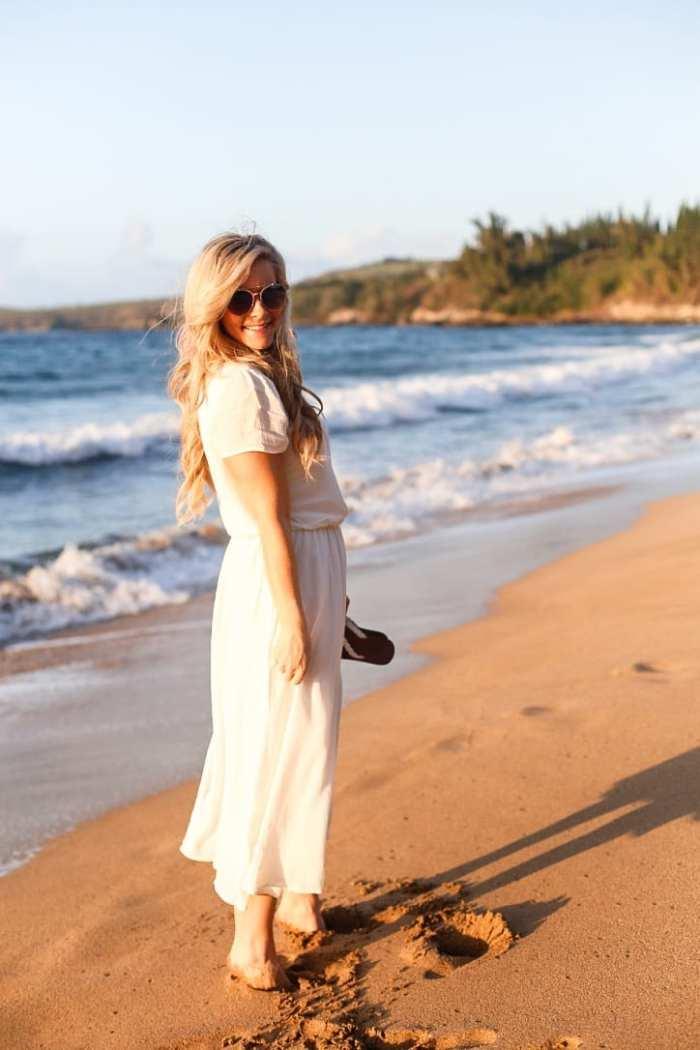 Wayf-Summer Dress-Beach-Hair-Maui-Vacation-Travel-Hawaii-Blogger-2