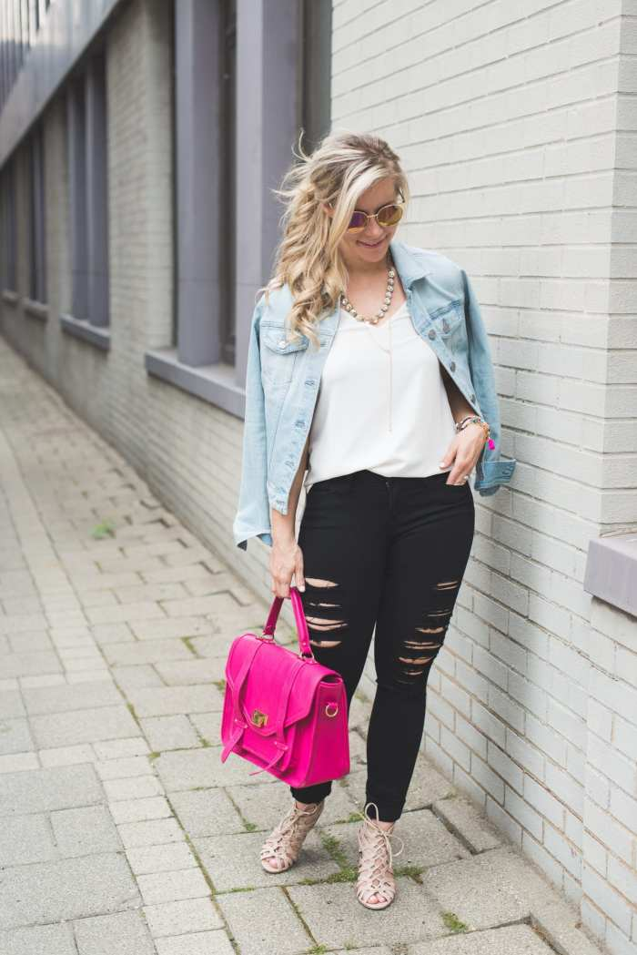Denim101-Fitcode-Blogger-Frame Denim-Distressed Jeans -11