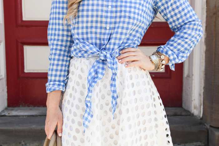 flirty midi skirt -Flirty-Shein Skirt-Midi Skirt-Sole Society Sandals - J.Crew Plaid -3