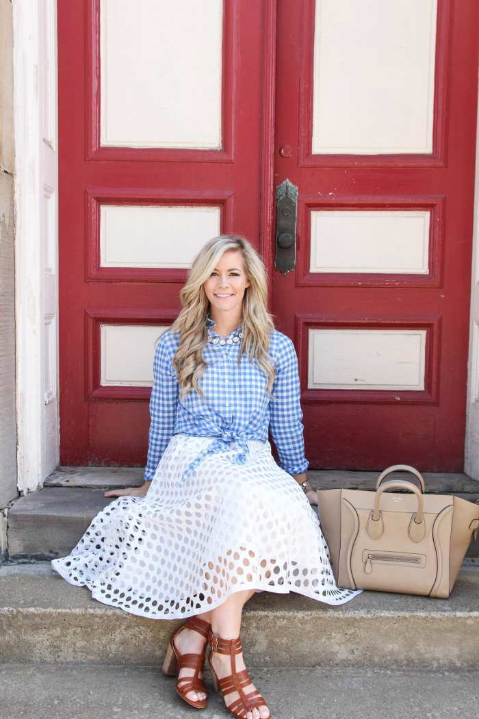 flirty midi skirt-Flirty-Shein Skirt-Midi Skirt-Sole Society Sandals - J.Crew Plaid -8