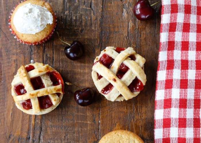 American Pie Cupcake - Miss American Pie - American-Pie-Cupcakes-Recipe-Americana-Fourth of July-33