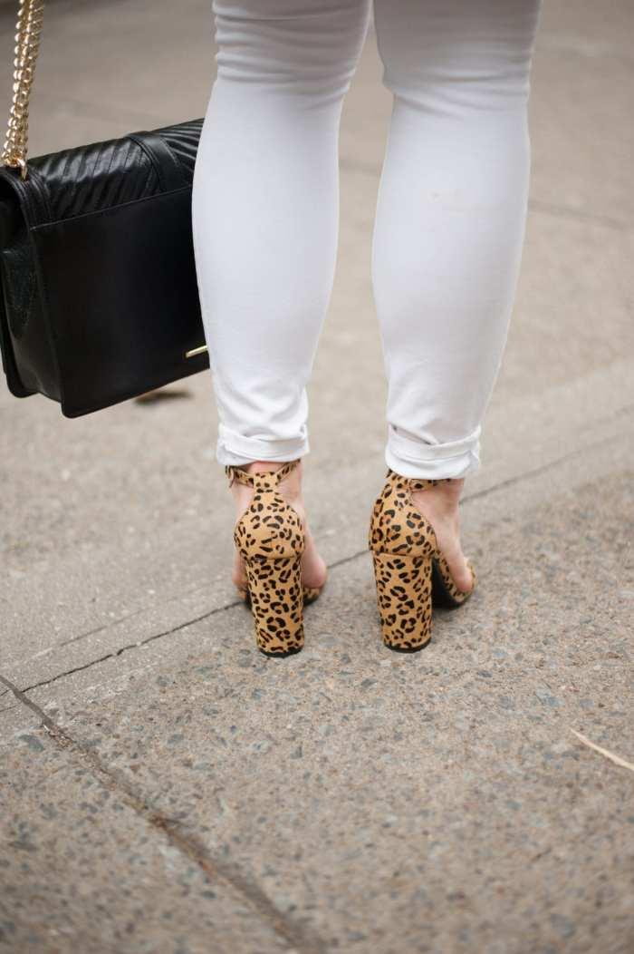 NSALE- Cozy Sweater - Fall wardrobe Transition - White Denim -14