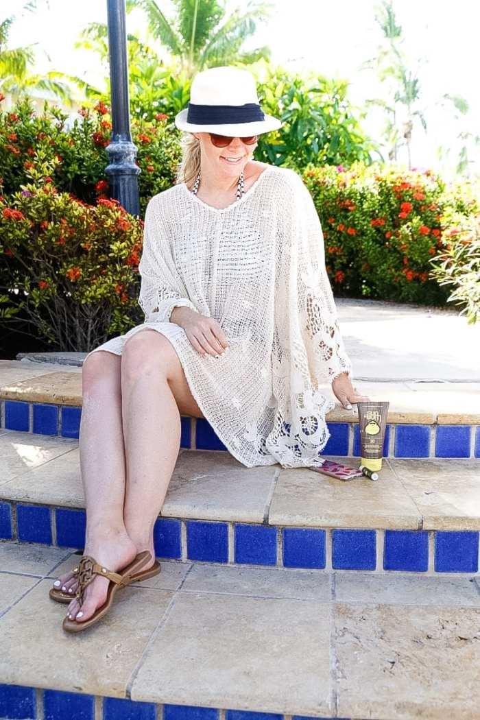 poolside - Vanilla Beach Swim- Bahamas- Vacation - Beach Fashion - Summer Trends-1