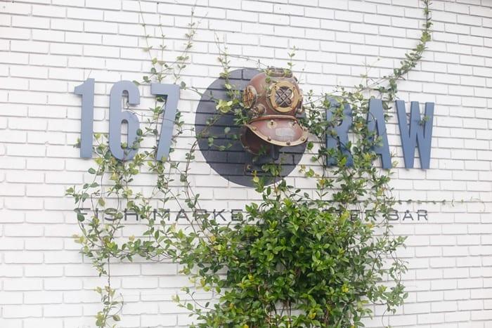 167 Raw is blogger, Ashley Pletcher's all time favorite restaurants in Charleston, SC