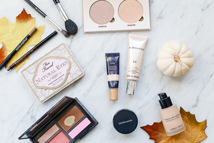 Blogger, Ashley Pletcher updates us on her Fall make up routine that literally goes with anything!