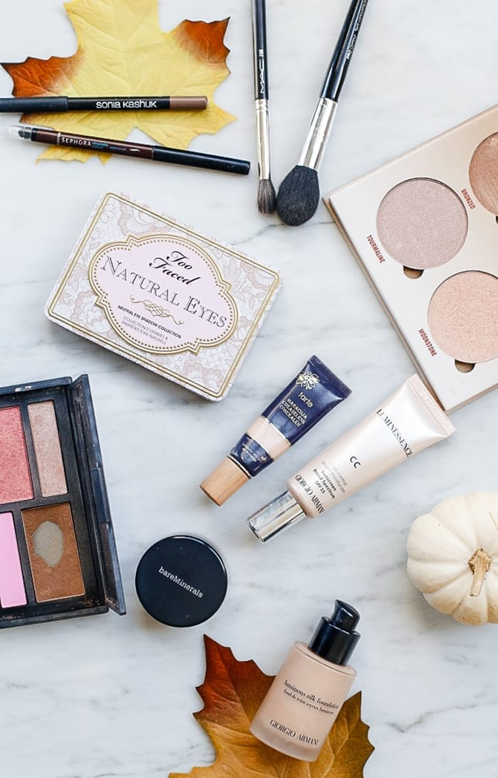 Blogger, Ashley Pletcher shares her favorite Fall beauty products on Afternoon Espresso.