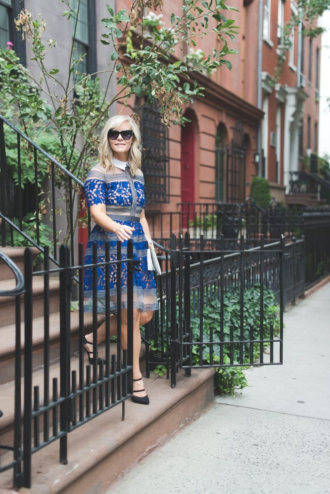 Blogger, Ashley Pletcher found this Sheinside dress as a look for less option!