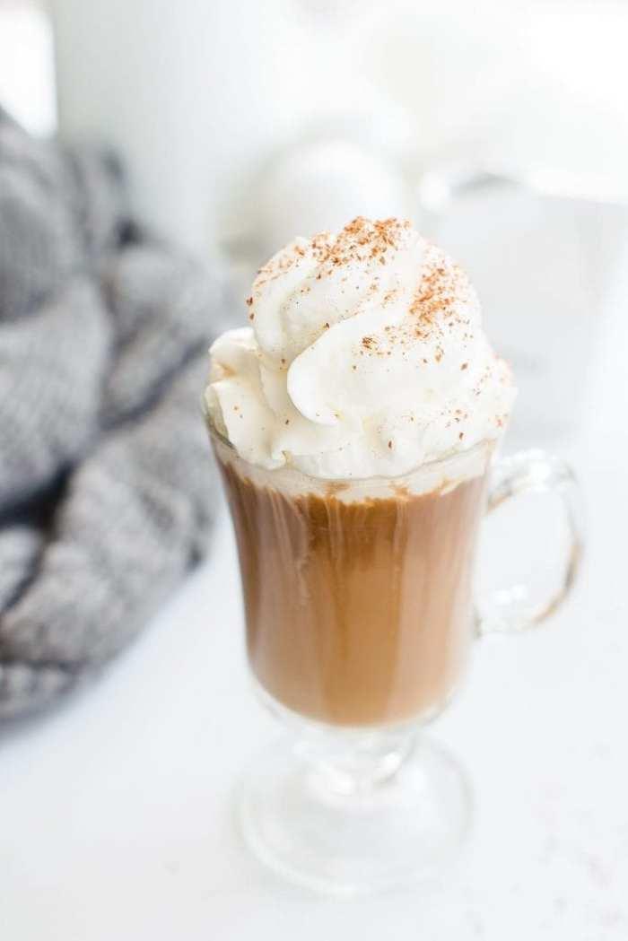 Boozy Christmas Coffee Recipe