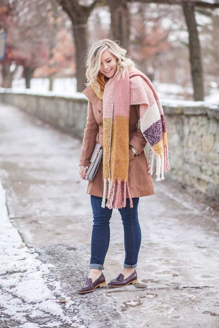 cozy coats and oversized scarves winter fashion chicwish affordable