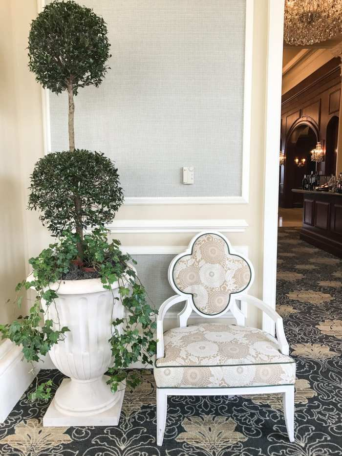 Nemacolin Woodlands Resort - Chateau Lafayette - Afternoon Tea - Luxury Winter Getaway