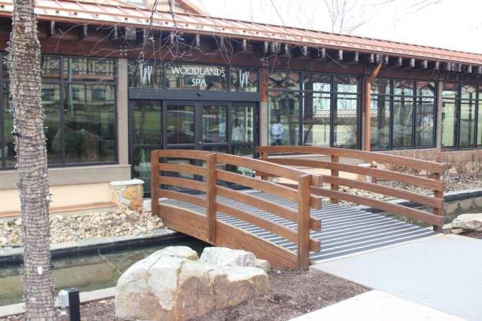 Nemacolin Woodlands Resort- Woodlands Spa - Luxury Resort