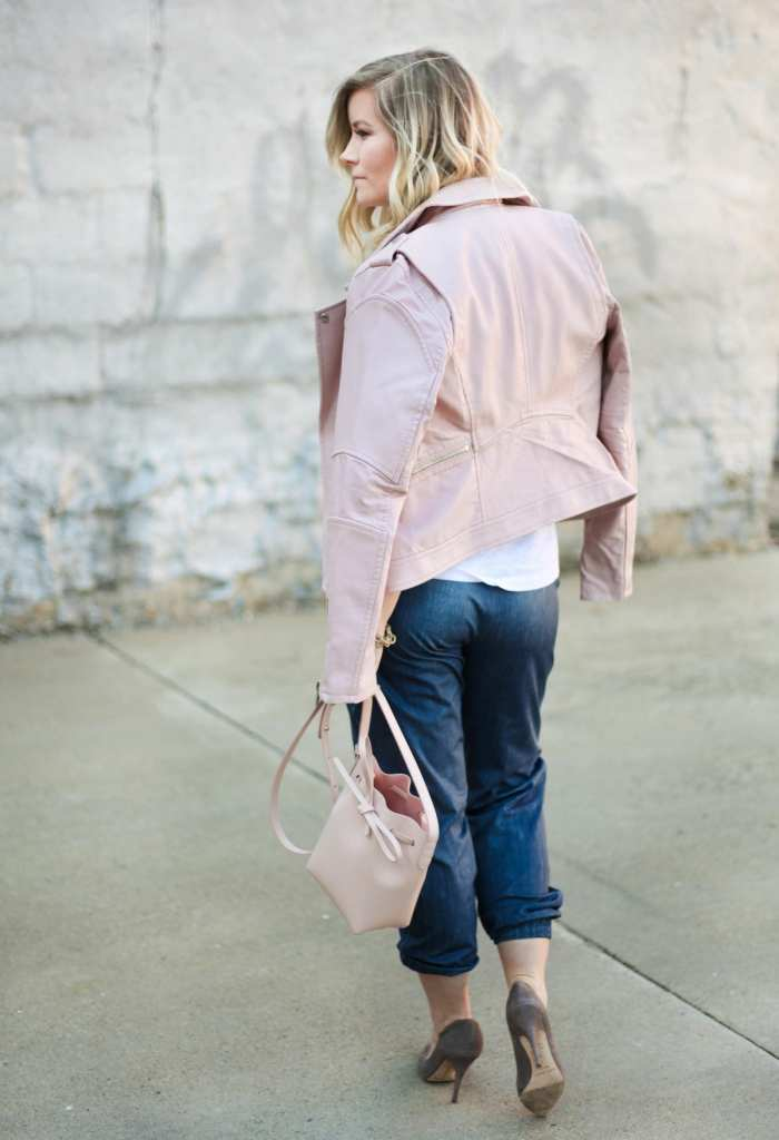 BLANK NYC - Blush- Athleisure- Kate Spade Pumps- Afternoon Espresso- Fashion- Ashley Pletcher-Activewear