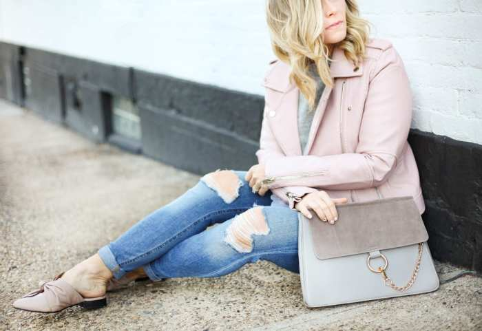 Transitioning your wardrobe into spring